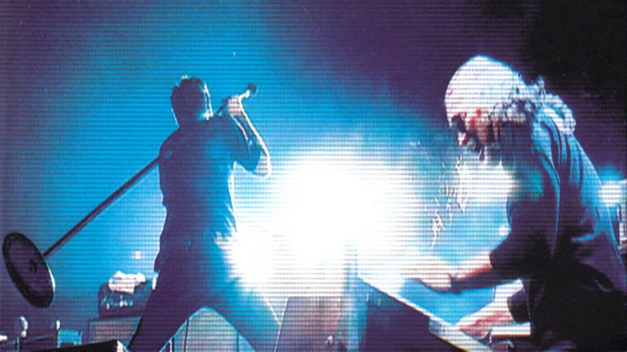 Pearl Jam: Live At The Garden DVD Review