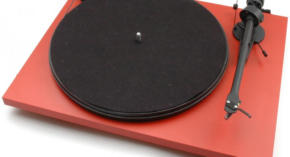 Pro-Ject Essential 2 Phono Turntable Review