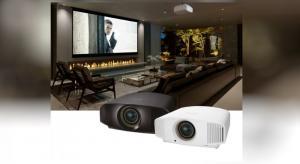 Sony announces VPL-VW590 and VPL-VW790 native 4K home cinema projectors