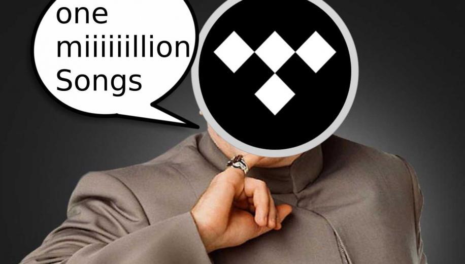 Tidal Hits One Million MQA Tracks