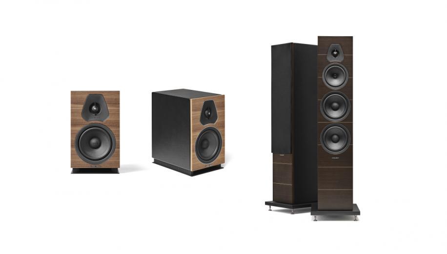 Sonus faber expands Lumina speaker range