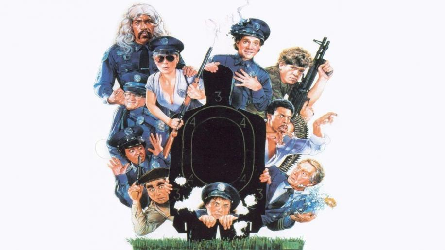 Police Academy 3: Back in Training Movie Review