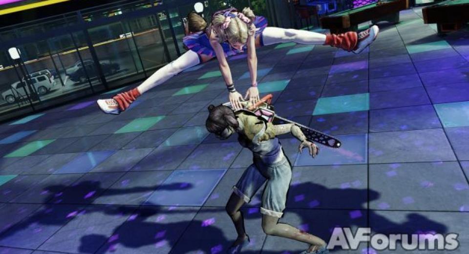 Lollipop Chainsaw Xbox 360 Review