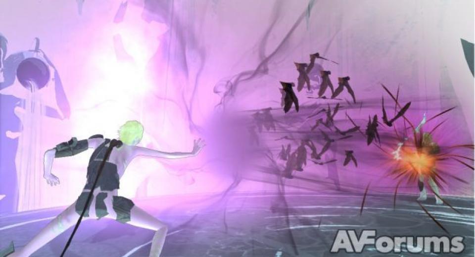 El Shaddai: Ascension of the Metatron PS3 Review