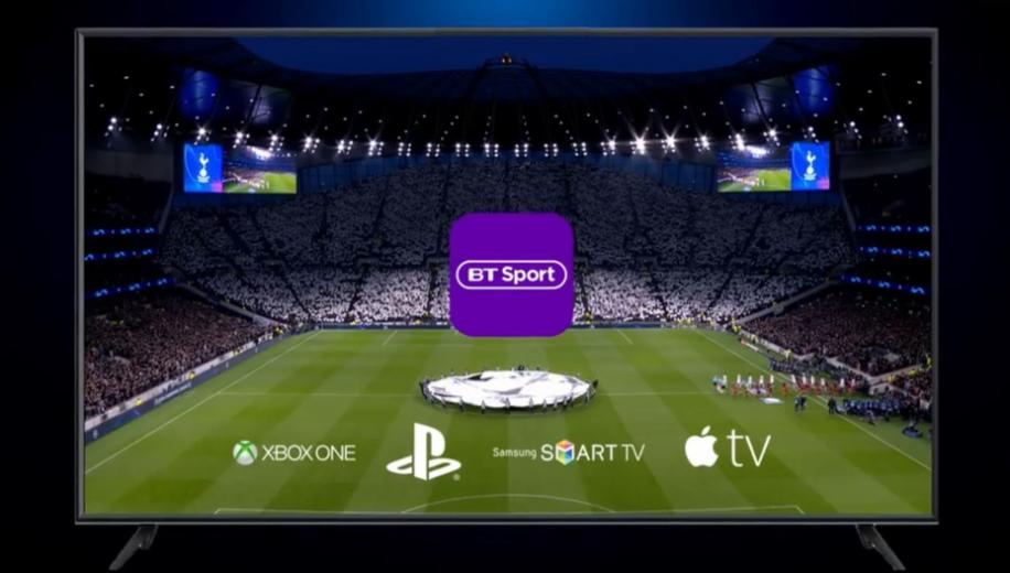 BT Sports introduces all-access monthly pass for £25