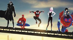 Spider-Man: Into the Spider-Verse 4K Blu-ray Review