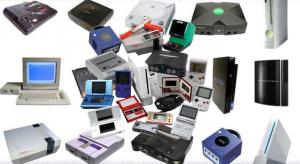 How many games consoles have you hoarded?