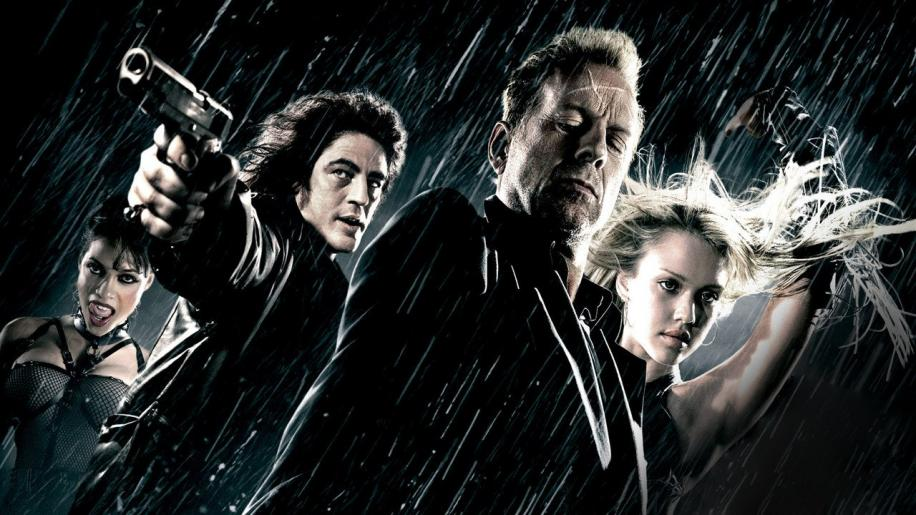 Sin City DVD Review