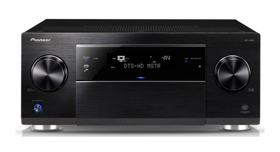 Pioneer SC-LX86 AV Receiver Review
