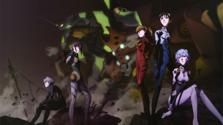 Evangelion: 2.0 You Can (Not) Advance Review