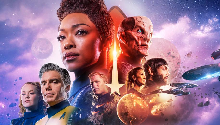 Star Trek: Discovery Season 2 TV Show Review