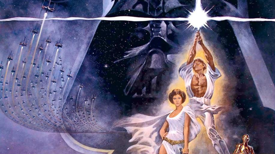Star Wars Episode IV - A New Hope : Limited Edition DVD Review