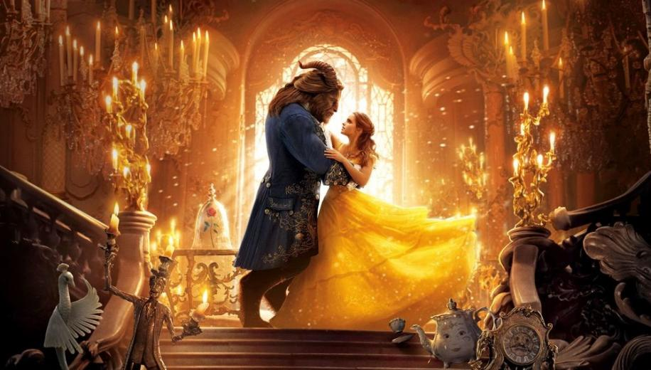 Beauty And The Beast Blu Ray Disc Review Avforums