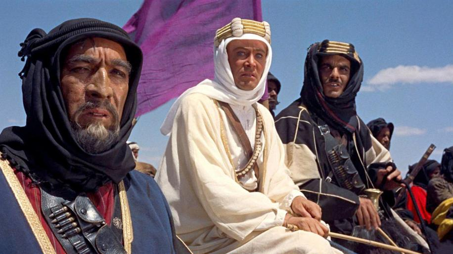 Lawrence Of Arabia DVD Review