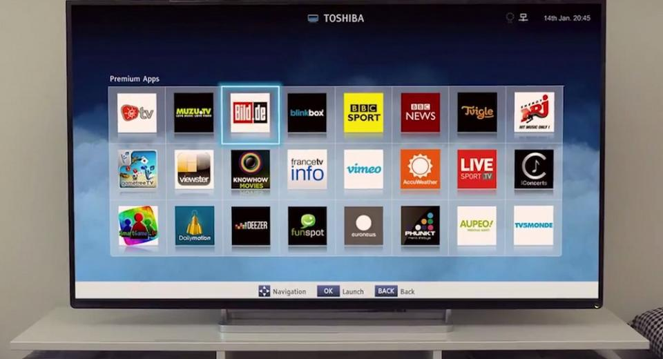 Toshiba Smart Tv System 2014 Review Avforums