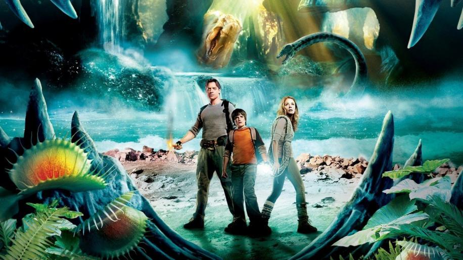 Journey to the Center of the Earth Movie Review