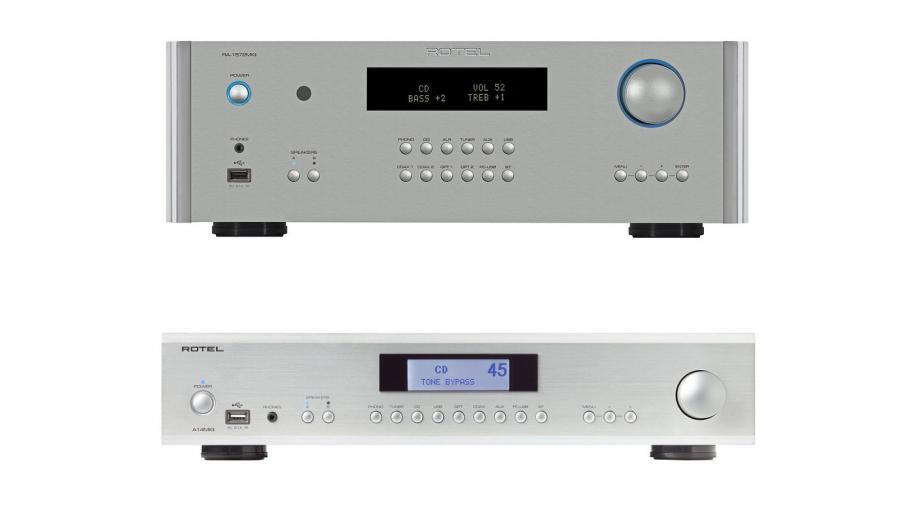 Rotel announces upgrades to 14 and 15 Series amplifiers