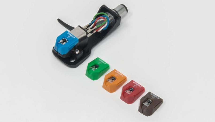 Audio Technica VM95 Cartridges Review