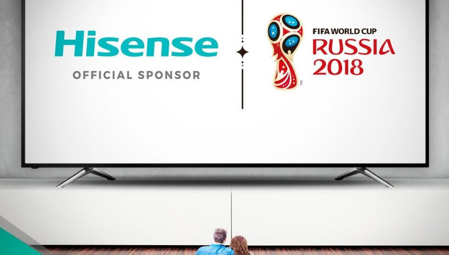 CES 2018 News: Hisense TVs to have exclusive 4K  World Cup coverage