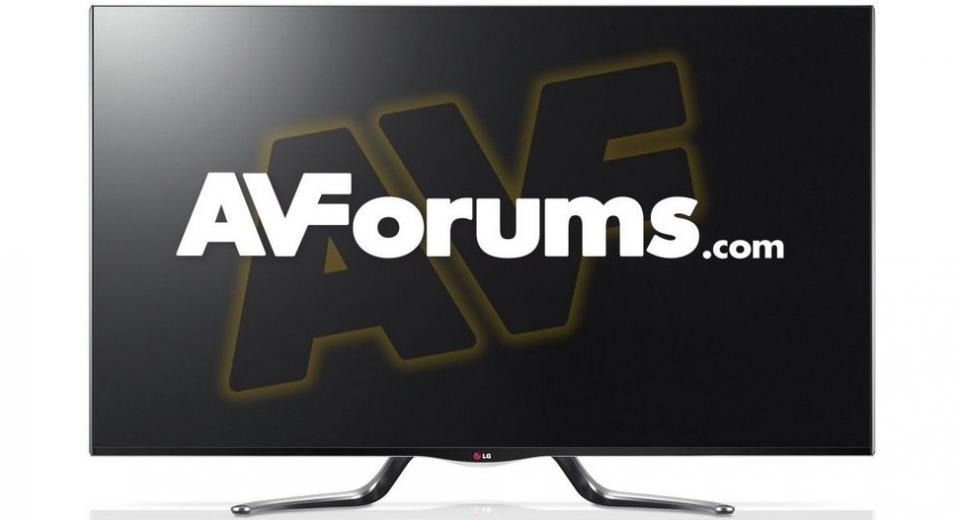 LG 47LA790W TV Review