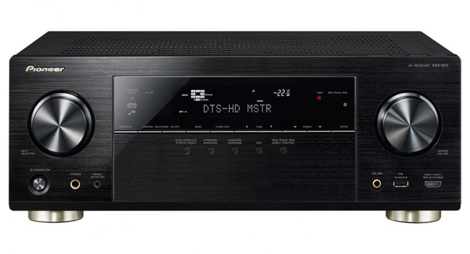 Pioneer VSX-923 7-Channel AV Receiver Review