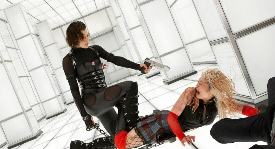 Resident Evil: Retribution Movie Review