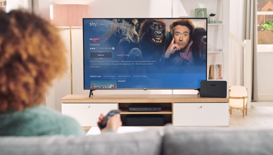 Sky Q adds HDR movies plus new features