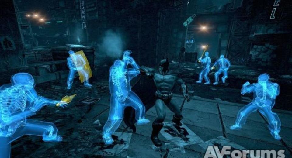 Batman: Arkham City Xbox 360 Review
