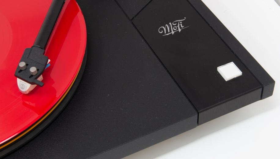 MoFi Studiodeck Turntable Review