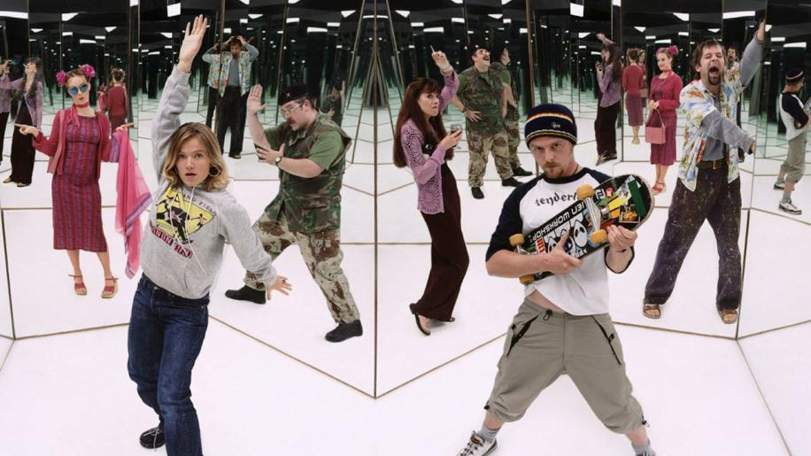Spaced: 3 Disc Collector's Edition DVD Review