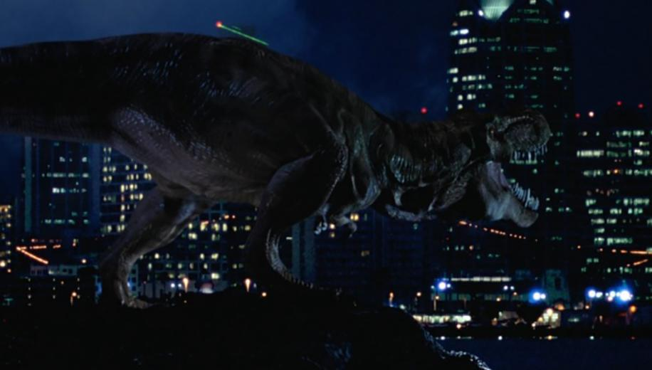 The Lost World: Jurassic Park 4K Blu-ray Review