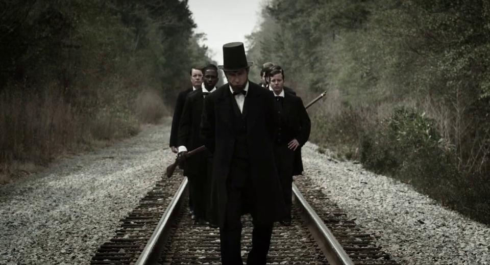Abraham Lincoln vs. Zombies Blu-ray Review