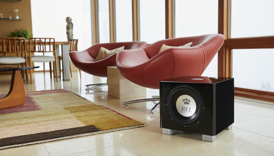 REL T/9x Subwoofer Review