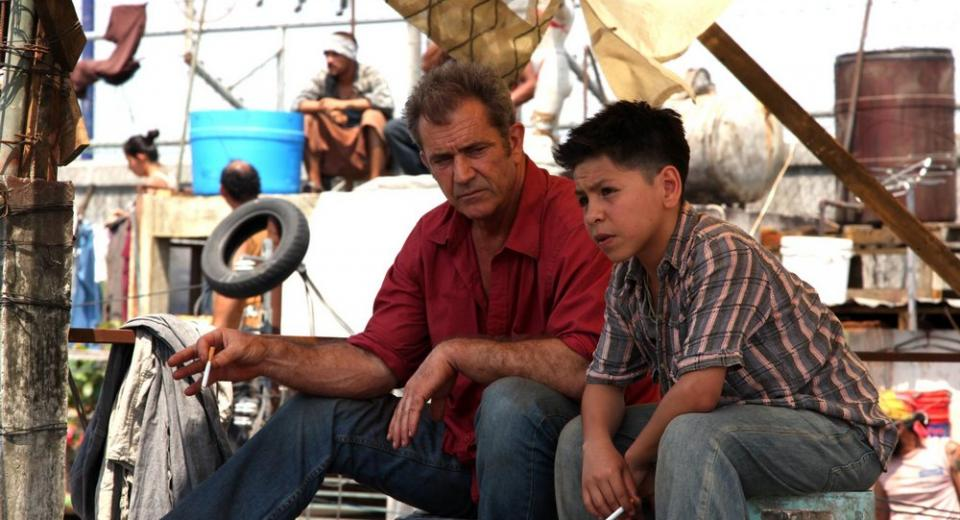 How I Spent My Summer Vacation (aka Get the Gringo) Movie Review