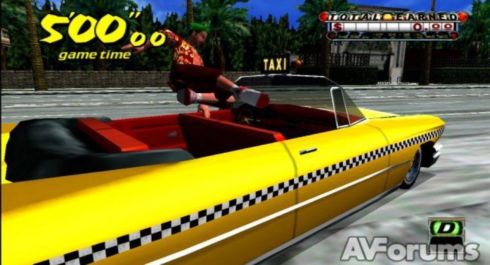 Crazy Taxi Xbox 360 Review