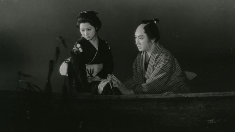 Chikamatsu monogatari DVD Review