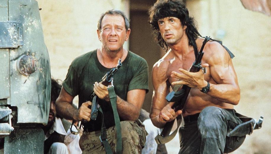 Rambo III 4K Blu-ray Review