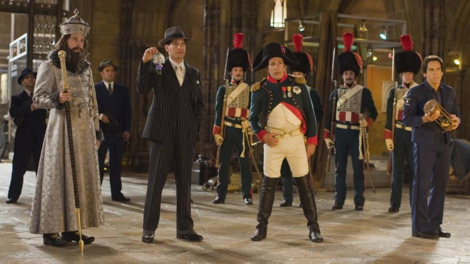Night at the Museum: Battle of the Smithsonian Movie Review