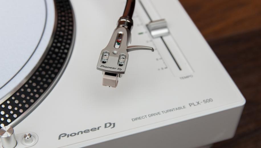 Pioneer PLX-500 Turntable Review