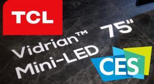 VIDEO: TCL Show next-gen Vidrian Mini LED, plus QLED models coming to UK