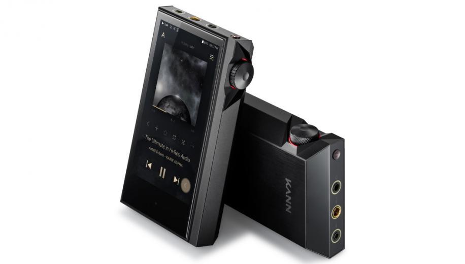 Astell&Kern announces KANN ALPHA Hi-Res audio player