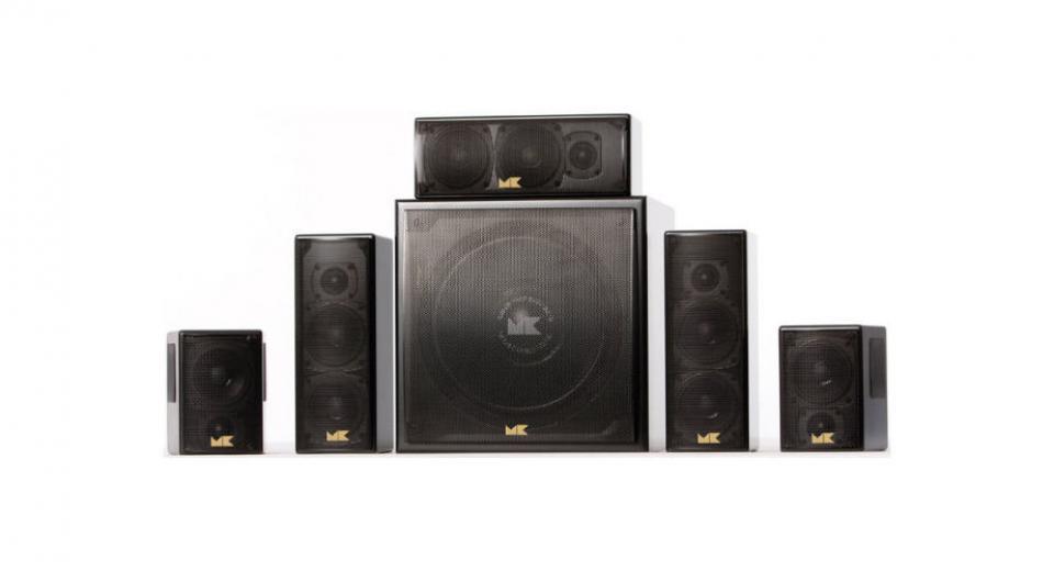 MK Sound M Series Home Theatre Speaker Package