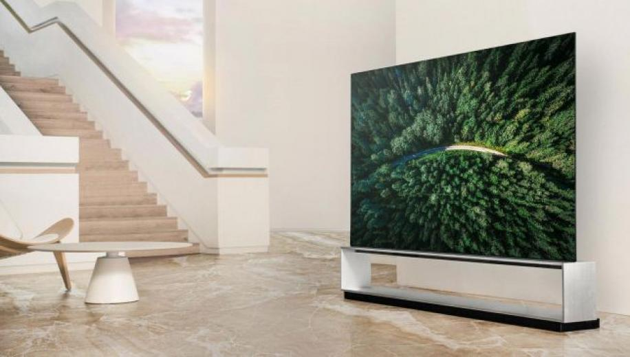 OLED TV sales exceed one million in Q4 2019