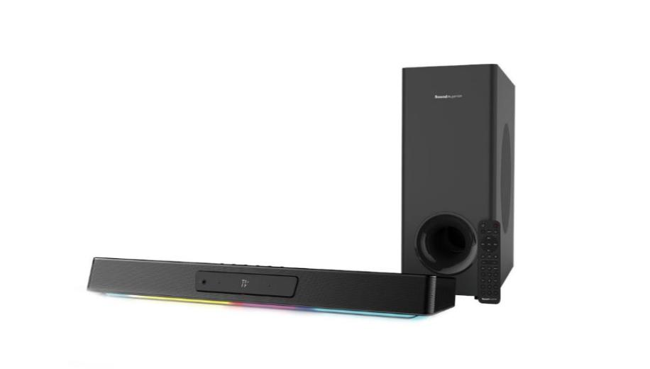 Creative introduces Sound Blaster Katana V2 soundbar