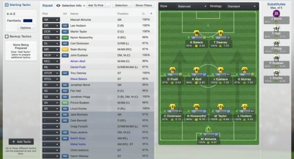 Football Manager 2013 PC Review