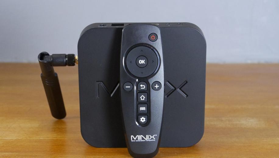 Minix Neo U9-H Android TV Media Hub Review
