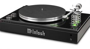 McIntosh launches MTI100 turntable