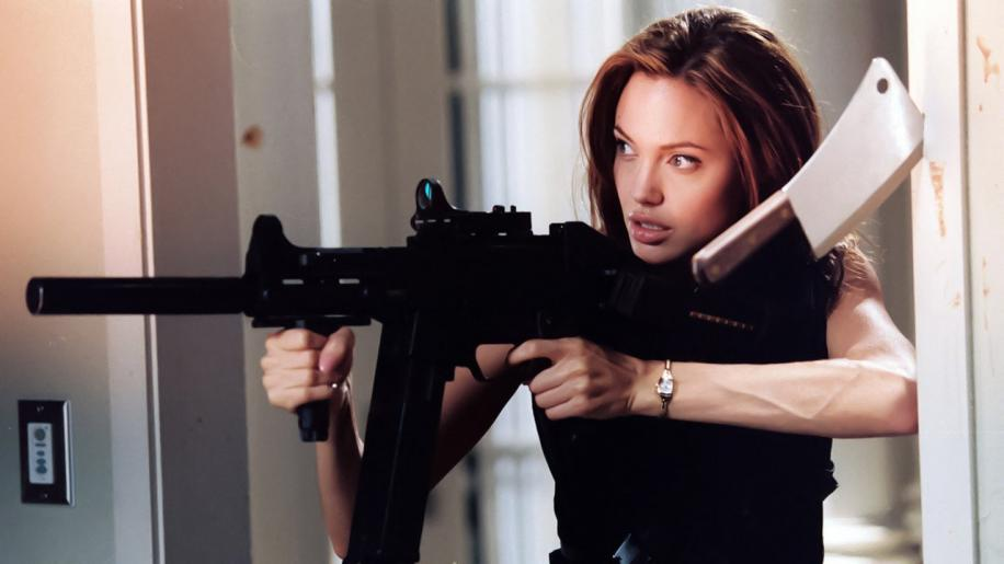Mr. & Mrs. Smith Comparison Review DVD Review