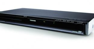 Toshiba XD-E500 Upscaling DVD Player