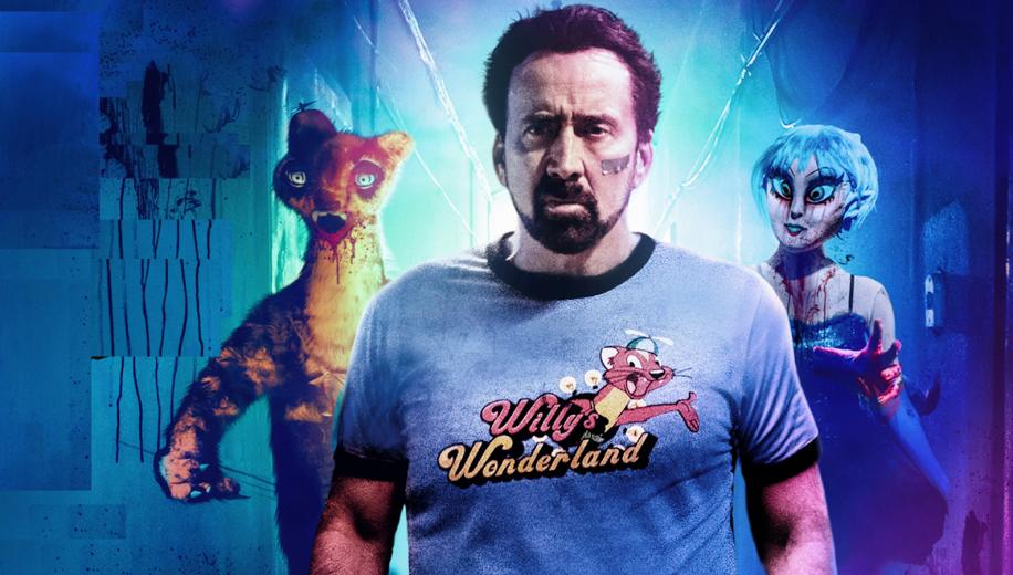 Willy's Wonderland Movie Review